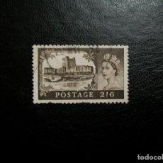 Sellos: /18.07/-GRAN BRETAÑA-1955-2/6 S. EN USADO/º/. Lote 276189358
