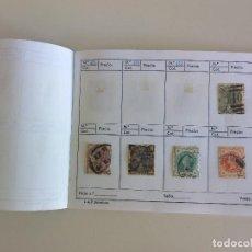 Sellos: RESTO COLECCION SELLOS INGLATERRA SIGLO XIX. REINA VICTORIA. 1873. ALTISIMO VALOR CATALOGO. Lote 276297898
