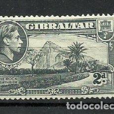 Sellos: GIBRALTAR COLONIAS BRITANICAS 1937 *. Lote 277086123