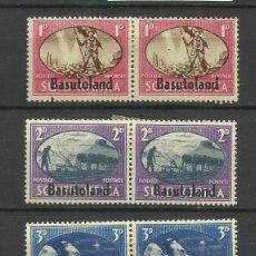 Sellos: BASUTOLAND-- COLONIAS BRITANICAS 1945 SERIE. Lote 277467893