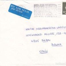 Sellos: CORREO AEREO: INGLATERRA 1998. Lote 277468098