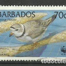 Sellos: BARBADOS- COLONIAS BRITANICAS 1999 USADO. Lote 277502288