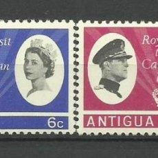 Sellos: ANTIGUA- COLONIAS BRITANICAS 1966 *. Lote 277511883