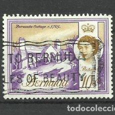 Timbres: BERMUDA- COLONIAS BRITANICAS 1962 USADO. Lote 277512863