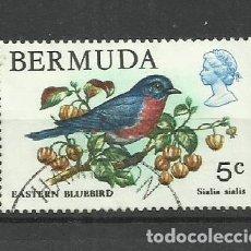 Sellos: BERMUDA- COLONIAS BRITANICAS 1978 USADO. Lote 277513198
