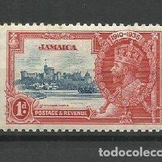 Timbres: JAMAICA-COLONIAS BRITANICAS 1935 *. Lote 277594163