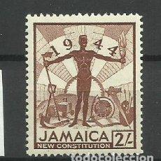 Timbres: JAMAICA-COLONIAS BRITANICAS 1945 * *. Lote 277594568