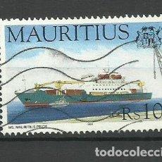Sellos: MAURICIO -COLONIAS BRITANICAS 1996 USADO. Lote 278401573