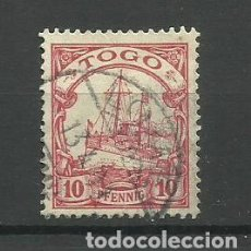 Sellos: TOGO -COLONIAS BRITANICAS 1900 USADO. Lote 278403598