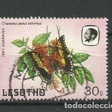 Sellos: LESOTHO AFRICA -COLONIAS BRITANICAS 1984 USADO. Lote 278420193