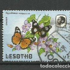Sellos: LESOTHO AFRICA -COLONIAS BRITANICAS 1984 USADO. Lote 278420283