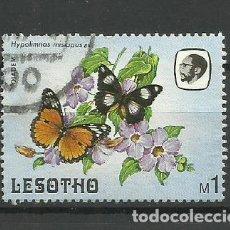 Sellos: LESOTHO AFRICA -COLONIAS BRITANICAS 1984 USADO. Lote 278420353