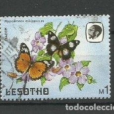 Sellos: LESOTHO AFRICA -COLONIAS BRITANICAS 1984 USADO. Lote 278420403