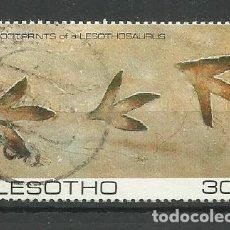 Sellos: LESOTHO AFRICA -COLONIAS BRITANICAS 1984 USADO. Lote 278420458