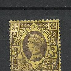 Sellos: GRAN BRETAÑA 1887 SCOTT 115 USADO 3.50$ - 19/1. Lote 287894788