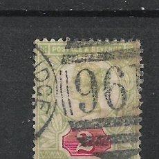 Sellos: GRAN BRETAÑA 1887 SCOTT 113 USADO 13$ - 19/1. Lote 287895078
