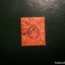 Sellos: /27.09/-HONG KONG / COLONIA BRITANICA-1903-4 C. Y&T 64 EN USADO/º/. Lote 289774988