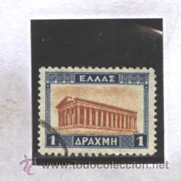 GRECIA 1927 - YVERT NRO. 355 - USADO (Sellos - Extranjero - Europa - Grecia)