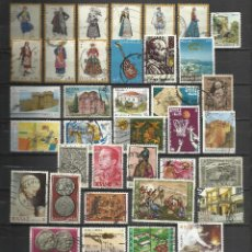 Sellos: 1446A-LOTE SELLOS GRECIA SIN TASAR,SIN REPETIDOS,ESCASOS. -GREECE STAMPS LOT WITHOUT PRICING WITHOUT. Lote 41129505