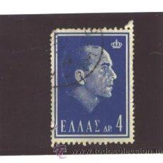 Sellos: GRECIA 1964 - YVERT NRO. 820 - USADO - ROMO. Lote 41495638