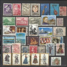 Sellos: 0434-LOTE SELLOS GRECIA SIN TASAR,SIN REPETIDOS,ESCASOS. -GREECE STAMPS LOT WITHOUT PRICING WITHOUT. Lote 42951036