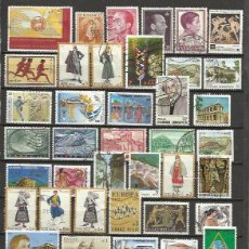Sellos: Q516-LOTE SELLOS GRECIA SIN TASAR,SIN REPETIDOS,ESCASOS. -GREECE STAMPS LOT WITHOUT PRICING WITHOUT . Lote 56008296