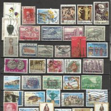 Sellos: Q517-LOTE SELLOS GRECIA SIN TASAR,SIN REPETIDOS,ESCASOS. -GREECE STAMPS LOT WITHOUT PRICING WITHOUT . Lote 56008310