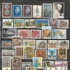 Sellos: Q518-LOTE SELLOS GRECIA SIN TASAR,SIN REPETIDOS,ESCASOS. -GREECE STAMPS LOT WITHOUT PRICING WITHOUT . Lote 56008483