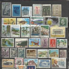 Sellos: Q508-LOTE SELLOS GRECIA SIN TASAR,SIN REPETIDOS,ESCASOS. -GREECE STAMPS LOT WITHOUT PRICING WITHOUT . Lote 64868547