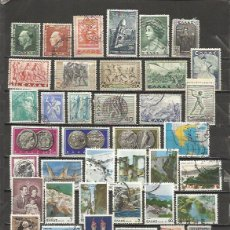 Sellos: Q585-LOTE SELLOS GRECIA SIN TASAR,SIN REPETIDOS,ESCASOS. -GREECE STAMPS LOT WITHOUT PRICING WITHOUT . Lote 64868759