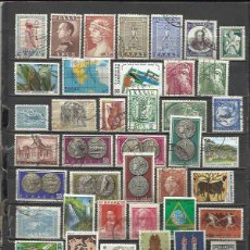 Sellos: G116-LOTE SELLOS GRECIA SIN TASAR,SIN REPETIDOS,ESCASOS. -GREECE STAMPS LOT WITHOUT PRICING WITHOUT . Lote 80377809
