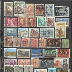 Sellos: G119-LOTE SELLOS GRECIA SIN TASAR,SIN REPETIDOS,ESCASOS. -GREECE STAMPS LOT WITHOUT PRICING WITHOUT . Lote 80377989