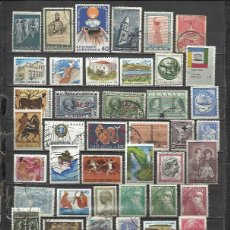 Sellos: G120-LOTE SELLOS GRECIA SIN TASAR,SIN REPETIDOS,ESCASOS. -GREECE STAMPS LOT WITHOUT PRICING WITHOUT . Lote 80378029
