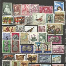 Sellos: G150-LOTE SELLOS GRECIA SIN TASAR,SIN REPETIDOS,ESCASOS. -GREECE STAMPS LOT WITHOUT PRICING WITHOUT. Lote 85151872