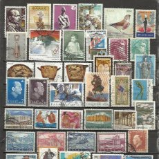Sellos: G152-LOTE SELLOS GRECIA SIN TASAR,SIN REPETIDOS,ESCASOS. -GREECE STAMPS LOT WITHOUT PRICING WITHOUT. Lote 85151940