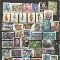 Sellos: G154-LOTE SELLOS GRECIA SIN TASAR,SIN REPETIDOS,ESCASOS. -GREECE STAMPS LOT WITHOUT PRICING WITHOUT. Lote 85152000