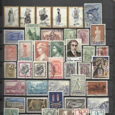 Sellos: G260-LOTE SELLOS GRECIA SIN TASAR,SIN REPETIDOS,ESCASOS. -GREECE STAMPS LOT WITHOUT PRICING WITHOUT . Lote 94436194