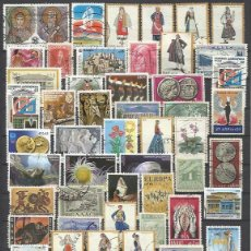 Sellos: Q835-LOTE SELLOS GRECIA SIN TASAR,SIN REPETIDOS,ESCASOS. -GREECE STAMPS LOT WITHOUT PRICING WITHOUT . Lote 107216887
