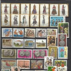 Sellos: Q868-LOTE SELLOS GRECIA SIN TASAR,SIN REPETIDOS,ESCASOS. -GREECE STAMPS LOT WITHOUT PRICING WITHOUT . Lote 118650871