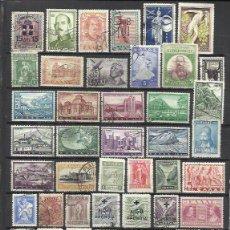 Selos: G517-LOTE SELLOS ANTIGUOS ALGUNO ALTO VALOR,CON SOBRECARGAS HABILITADO SRAROS.GRECIA SIN TASAR,SIN R. Lote 135593814