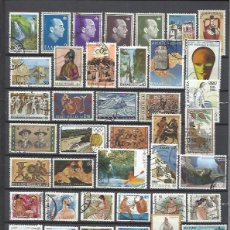 Sellos: G519-LOTE SELLOS GRECIA SIN TASAR,SIN REPETIDOS,ESCASOS. -GREECE STAMPS LOT WITHOUT PRICING WITHOUT . Lote 135594402