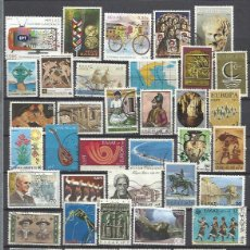 Sellos: G520-LOTE SELLOS GRECIA SIN TASAR,SIN REPETIDOS,ESCASOS. -GREECE STAMPS LOT WITHOUT PRICING WITHOUT . Lote 135594462