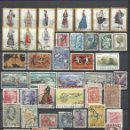 Sellos: G521-LOTE SELLOS GRECIA SIN TASAR,SIN REPETIDOS,ESCASOS. -GREECE STAMPS LOT WITHOUT PRICING WITHOUT . Lote 135594514