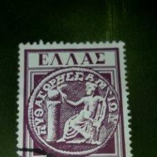Sellos: SELLO GRECIA. 1955.. Lote 147595806