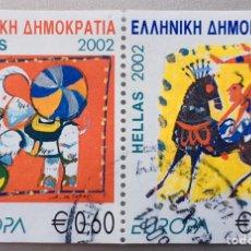Sellos: GRECIA. EUROPA. Lote 151178458