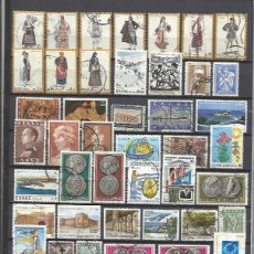 Sellos: G901-LOTE SELLOS GRECIA SIN TASAR,SIN REPETIDOS,ESCASOS. -GREECE STAMPS LOT WITHOUT PRICING WITHOUT . Lote 155241186