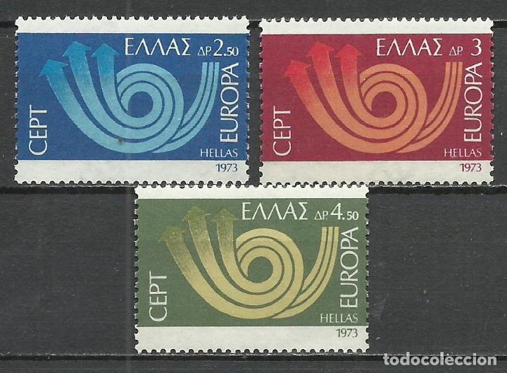 GRECIA - 1973 - MICHEL 1147/1149** MNH (Sellos - Extranjero - Europa - Grecia)