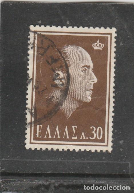 GRECIA 1964 - YVERT NRO. 813 - USADO - ROCES (Sellos - Extranjero - Europa - Grecia)