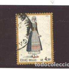 Sellos: GRECIA 1972 - YVERT NRO. 1078 - USADO - . Lote 171364634
