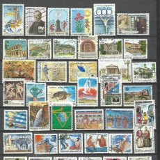 Sellos: R93-LOTE SELLOS GRECIA SIN TASAR,SIN REPETIDOS,ESCASOS. -GREECE STAMPS LOT WITHOUT PRICING WITHOUT R. Lote 181985017